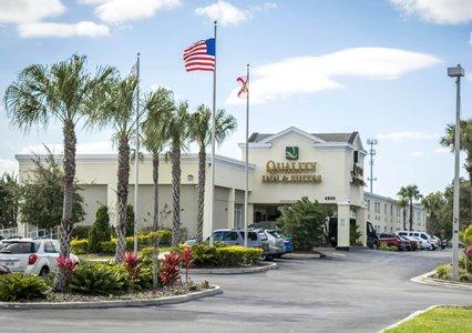Quality Inn & Suites Near Fairgrounds Ybor City Tpa